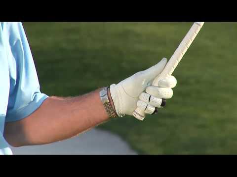Golf Grip Drill – The ANNIKA Academy, Mark Bereza