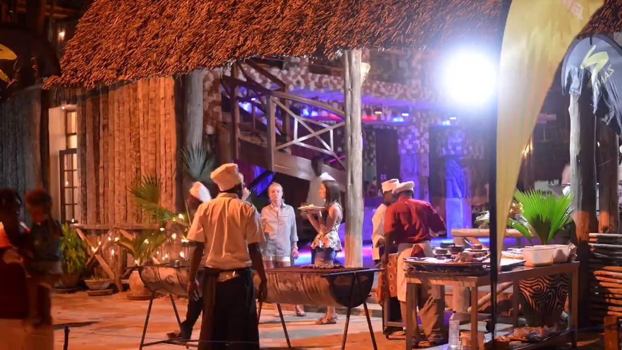 Full Moon Party Kendwa Rocks Zanzibar April 2016   YouTube