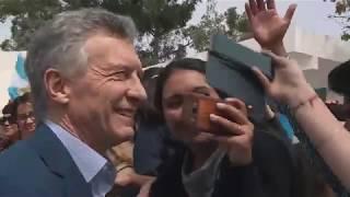 Inauguración de obras de ampliación de la planta potabilizadora que abastece a la capital de Jujuy