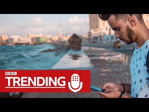 Cuba's digital revolutionaries | BBC Trending