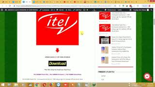 How To Flash Itel - Travel Online