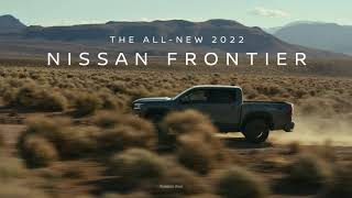 homepage tile video photo for All-New 2022 Nissan Frontier | Reinvented