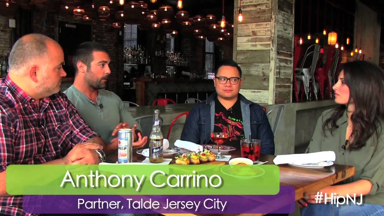 Hip New Jersey Talde Jersey City Youtube