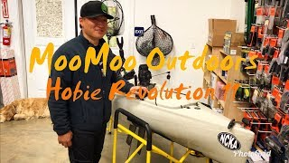 Viewer Rig: Moo Moo Outdoors Hobie Revolution 11
