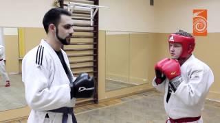 Сосновский А.В., рукопашный бой, занятие 2