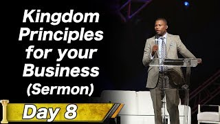 Gregory Toussaint I 7 Nights of Dominion I Representing the King in Business I The word