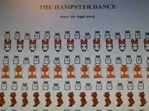 Original Hamster Dance From 1997 Hamsters Dancing Online 80toons