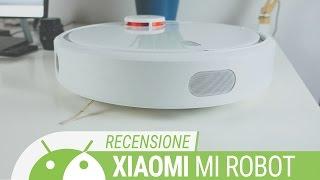 Xiaomi Mi Robot: aspirapolvere intelligente | recensione ITA da TuttoAndroid