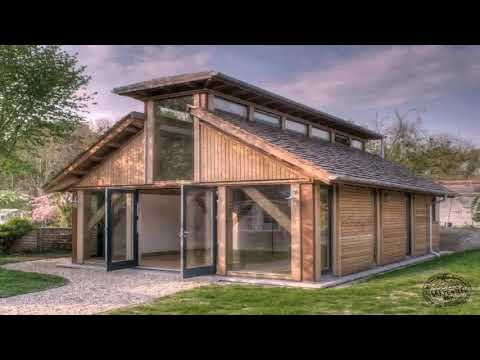 Free Small Timber Frame House Plans