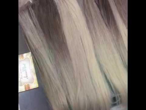 Компания интерхайр делает уникальное предложения своим клиентам – вы можете купить как весь комплект ленточного наращивания волос из 40 лент, так и по отдельности, только нужное вам количество прядей полосок ленточного наращивания. Таким образом, вы можете комбинировать цвет и.