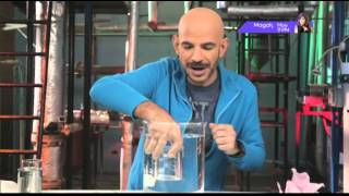 Experimentores: Mira estos increíbles experimentos con el aire YouTube Videos