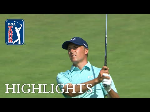 Jordan Spieth extended highlights | Round 3 | THE NORTHERN TRUST