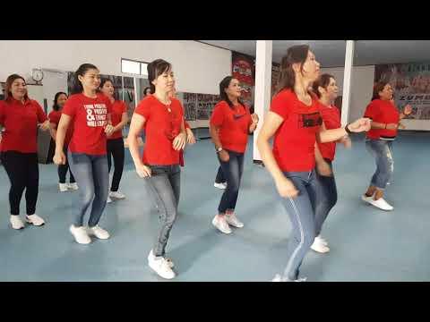 GOYANG VIRAL !!! FLOBAMORA SELAMANYA/Line dance Beginner/GDC MERAUKE