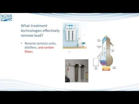 Protecting Your Drinking Water from Lead (Well Owner)