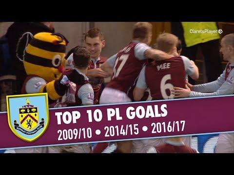 TOP 10 | Premier League Goals