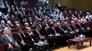 كلمة رئيس المجلس القضائي الاردني الاسبق راتب الوزني في تأبين المرحوم خلف مساعده