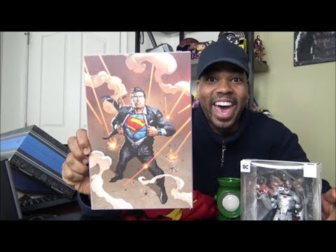 World's Finest: The Collection - Justice League Box - UNBOXING!!!