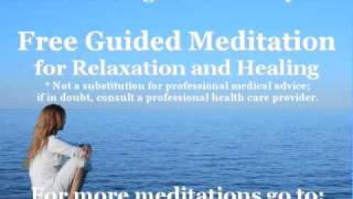 *Free Guided Meditation Audio* - For Deep Relaxation and Healing!