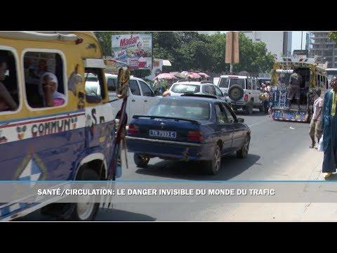 VIDEO - LE DANGER INVISIBLE DU TRAFIC