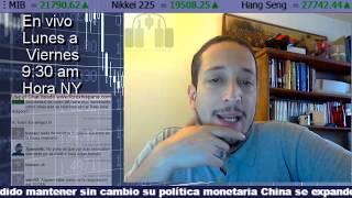 Punto 9 - Noticias Forex del 5 de Septiembre 2017