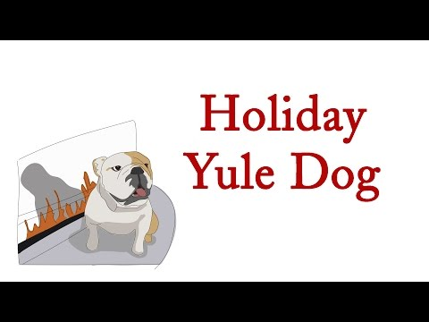 Georgetown's Holiday Yule Dog 🔥