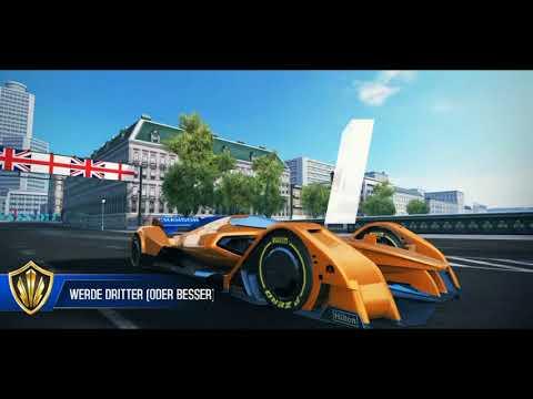 Asphalt 8 MultiPlayer McLaren X2 *The Skiddy Bolt*