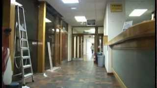 Dumfries and Galloway College - Last days before demolition - 2008