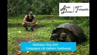Weltreise Vlog #26: Ecuador - Galapagos mit kleinem Geldbeutel