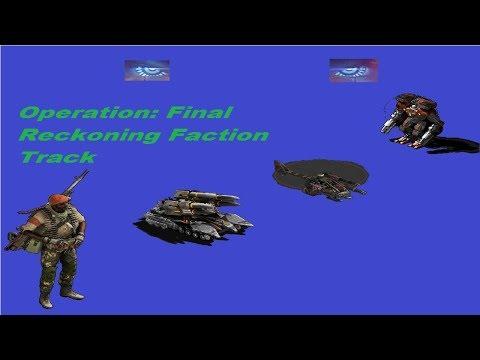 kixeye-war-commander-:operation:-final-reckoning-faction-track-(1-4).