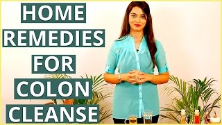Natural COLON CLEANSE – Home Remedies For COLON  CLEANSING