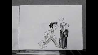 Краткая история Доктора Кто (Doctor Who Fan Animation)