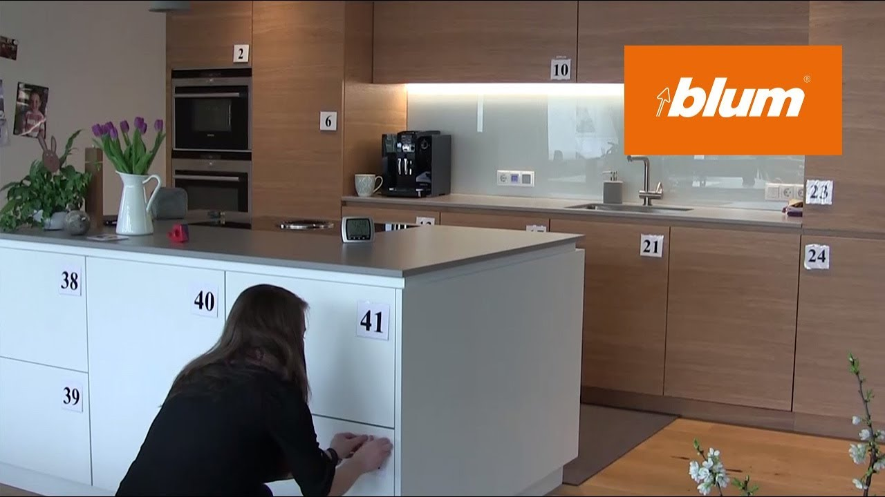 Blum research: Conducting a kitchen observation - YouTube