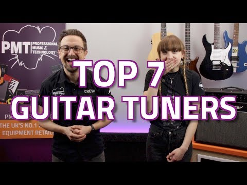 Top 7 Best Guitar Tuners...Pedal or Clip-On?