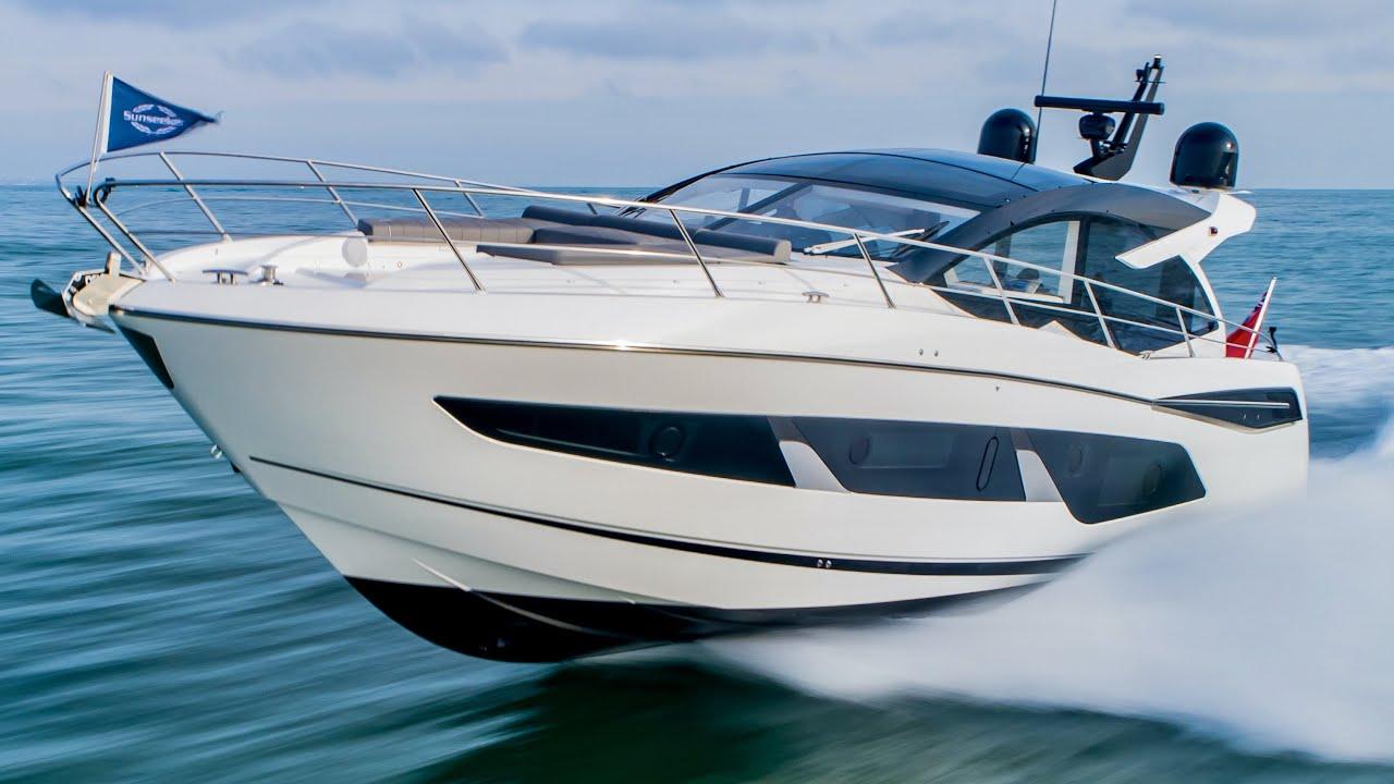 £1.1 Million Yacht Tour : Sunseeker Predator 55 Evo