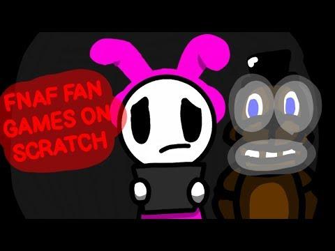 FNAF Fan Games On Scratch