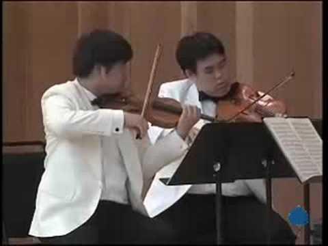 Brahms Piano Quintet, 2nd movement