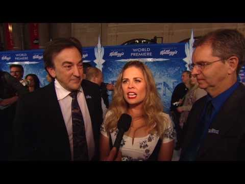 Frozen: Directors Jennifer Lee & Chris Buck World Premiere Movie Interview