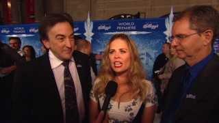 Frozen: Directors Jennifer Lee & Chris Buck World Premiere Movie Interview