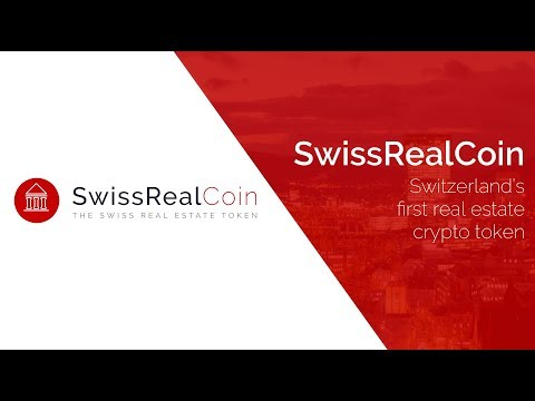 SwissRealCoin ICO review - Обзор swissrealcoin - Switzerland's first real estate crypto token