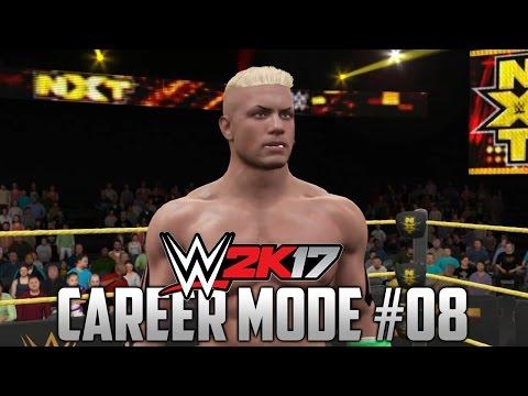 "WWE 2K17 MYCAREER: ""5 STAR MATCH!"" (""WWE 2K17 MYCAREER MODE"" EPISODE 8)"