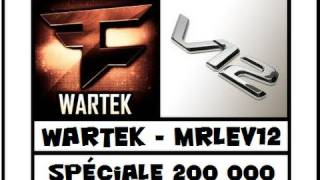 Spéciale 200 000 abonnés : dual face commentary avec Wartek (vidéo 2 sur 7)