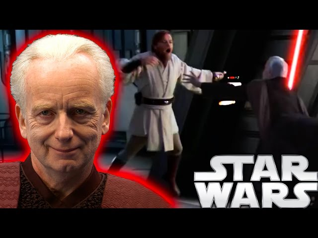 Why Did Obi Wan Lose To Count Dooku In Revenge Of The Sith Star Wars Explained Youtube