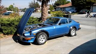 This VLOG series is about finally selling my old 1976 Datsun 280Z. ...