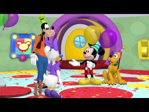 Klub Przyjaciół Myszki Miki - Wszystkiego Najlepszego Miki. Oglądaj Tylko W Disney Junior!