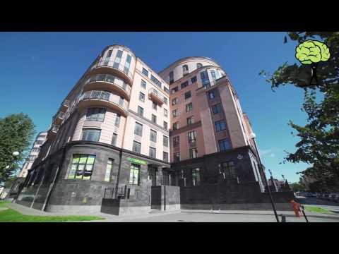 Центральная неврологическая клиника «Прогноз» в Парадном квартале Санкт-Петербурга.