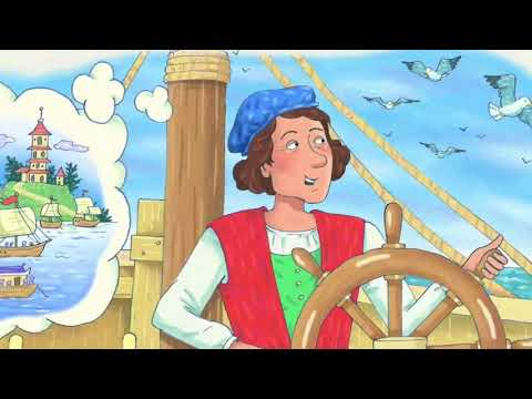 A song about Christopher Columbus