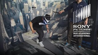 #TheWalkMovie PlayStation VR Challenge