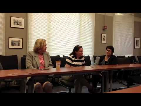 Panel discussion on LGBT workplace discrimination