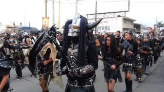 Danza Vikingos 2016 Durango Dgo.
