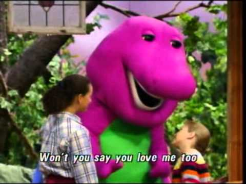 Mix - Barney I Love You Song [Best Original HQ]